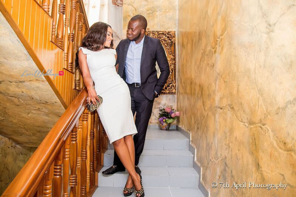 Nigerian Pre Wedding Shoot - Afaa and Percy Engagement 7th April Photography LoveweddingsNG 6