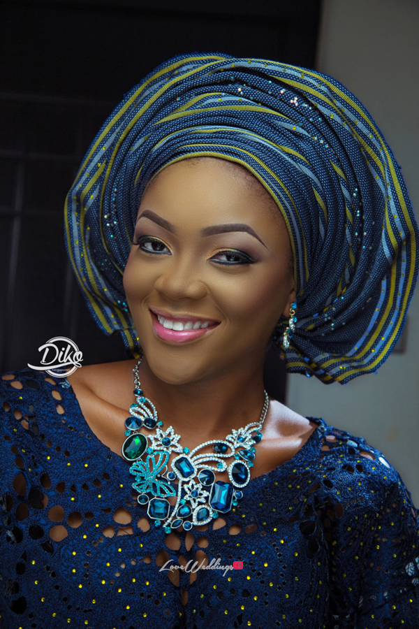 Nigerian Traditional Bridal Look - LoveweddingsNG 1