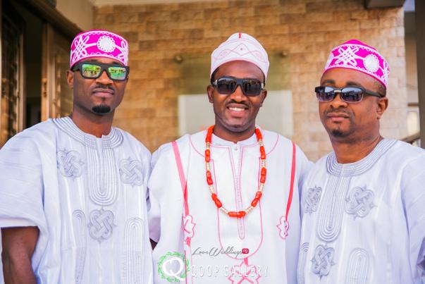 Nigerian Traditional Groom - Teju Yinka LoveweddingsNG