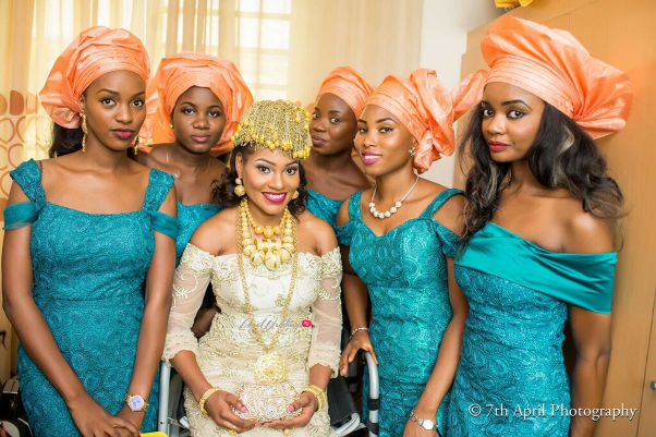 Nigerian Traditional Wedding - Afaa and Percy 7th April Photography LoveweddingsNG 17