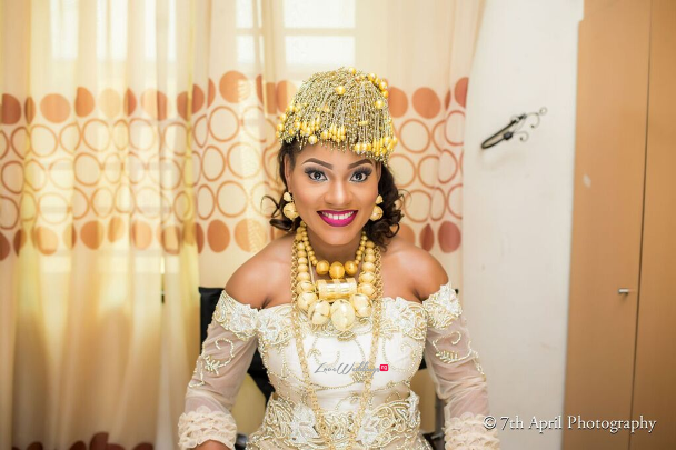 Nigerian Traditional Wedding - Afaa and Percy 7th April Photography LoveweddingsNG 18