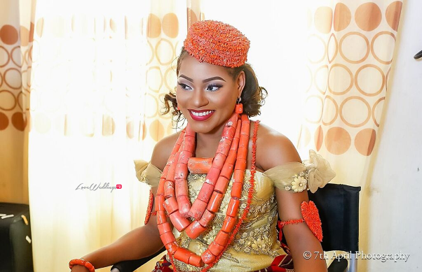 Nigerian Traditional Wedding - Afaa and Percy 7th April Photography LoveweddingsNG 5