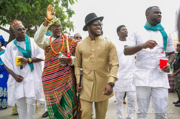 Nigerian Traditional Wedding - Afaa and Percy 7th April Photography LoveweddingsNG 6