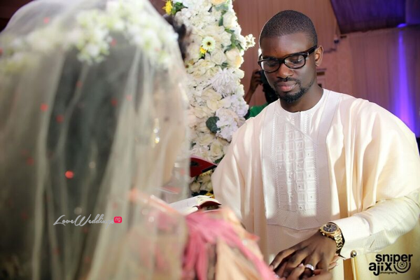 Nigerian Traditional Wedding - Caroline Tobi #CacaTobi LoveweddingsNG 13