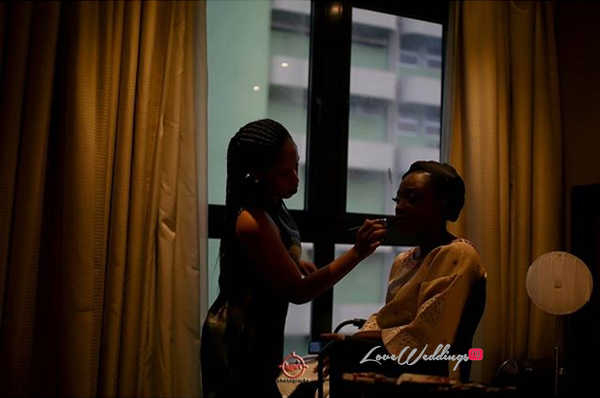 Nigerian Traditional Wedding - Caroline Tobi #CacaTobi LoveweddingsNG 15