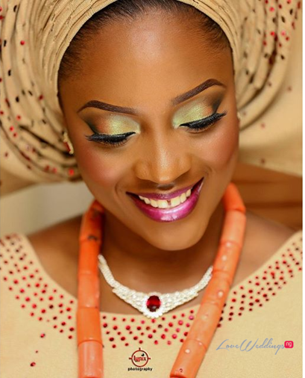 Nigerian Traditional Wedding - Caroline Tobi #CacaTobi LoveweddingsNG 19