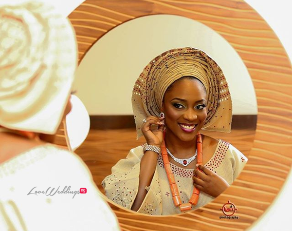 Nigerian Traditional Wedding - Caroline Tobi #CacaTobi LoveweddingsNG 20
