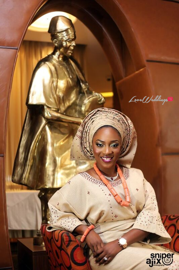 Nigerian Traditional Wedding - Caroline Tobi #CacaTobi LoveweddingsNG 5