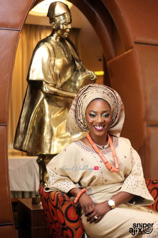 Nigerian Traditional Wedding - Caroline Tobi #CacaTobi LoveweddingsNG 6