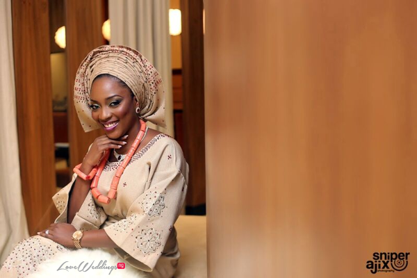 Nigerian Traditional Wedding - Caroline Tobi #CacaTobi LoveweddingsNG 8
