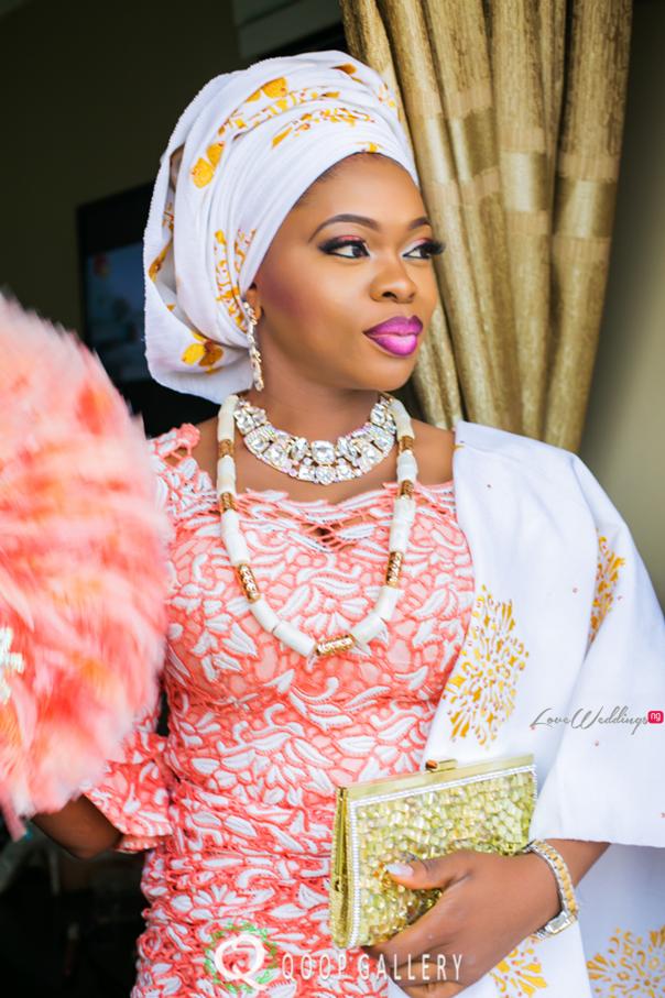 Nigerian Traditional Wedding - Teju - Makeovers by Teju LoveweddingsNG 1