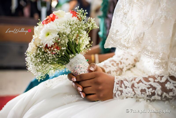 Nigerian White Wedding - Afaa and Percy 7th April Photography LoveweddingsNG 13