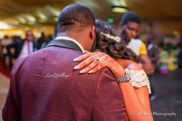 Nigerian White Wedding - Afaa and Percy 7th April Photography LoveweddingsNG 24