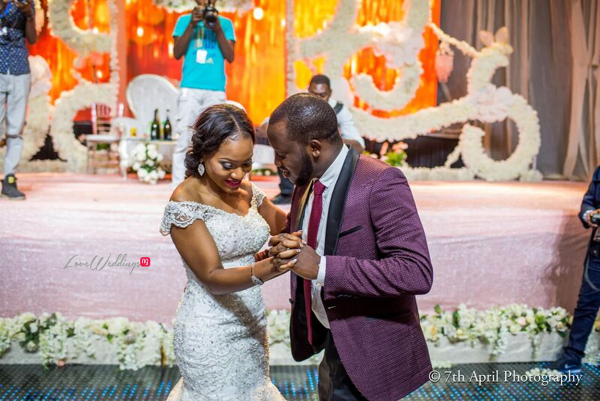Nigerian White Wedding - Afaa and Percy 7th April Photography LoveweddingsNG 25