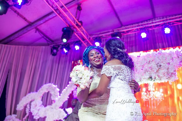 Nigerian White Wedding - Afaa and Percy 7th April Photography LoveweddingsNG 30
