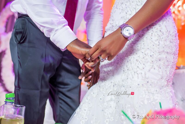 Nigerian White Wedding - Afaa and Percy 7th April Photography LoveweddingsNG 33