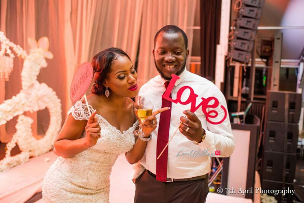 Nigerian White Wedding - Afaa and Percy 7th April Photography LoveweddingsNG 34