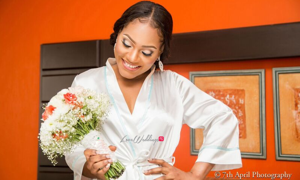 'Percy spotted Afaa at the Nnamdi Azikiwe Airport and knew she was his wife' | 7th April Photography
