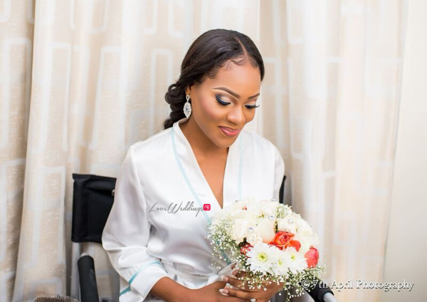 Nigerian White Wedding - Afaa and Percy 7th April Photography LoveweddingsNG 4