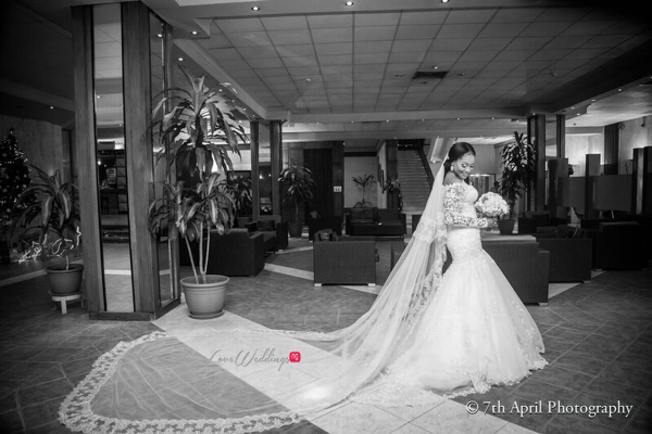 Nigerian White Wedding - Afaa and Percy 7th April Photography LoveweddingsNG 41
