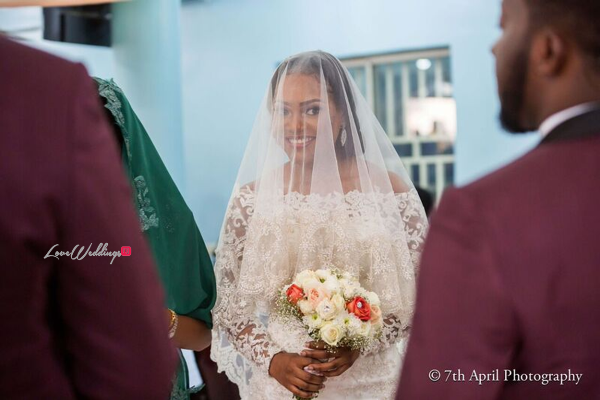 Nigerian White Wedding - Afaa and Percy 7th April Photography LoveweddingsNG 45