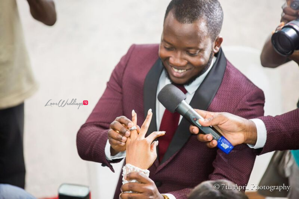 Nigerian White Wedding - Afaa and Percy 7th April Photography LoveweddingsNG 46