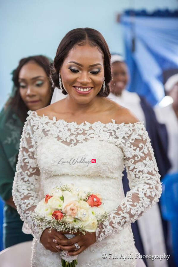 Nigerian White Wedding - Afaa and Percy 7th April Photography LoveweddingsNG 47