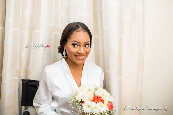 Nigerian White Wedding - Afaa and Percy 7th April Photography LoveweddingsNG 5