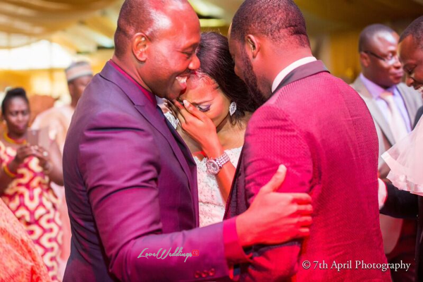 Nigerian White Wedding - Afaa and Percy 7th April Photography LoveweddingsNG 50