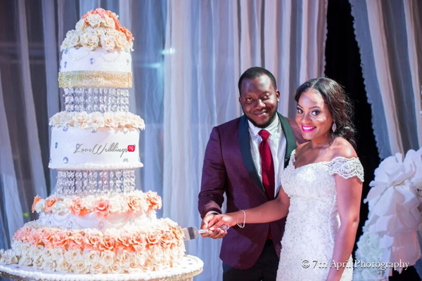 Nigerian White Wedding - Afaa and Percy 7th April Photography LoveweddingsNG 51