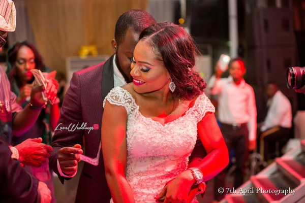 Nigerian White Wedding - Afaa and Percy 7th April Photography LoveweddingsNG 54