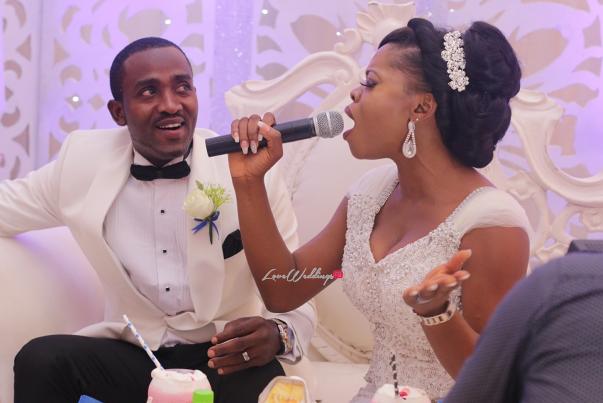 Nigerian White Wedding - Teju and Yinka LoveweddingsNG 1