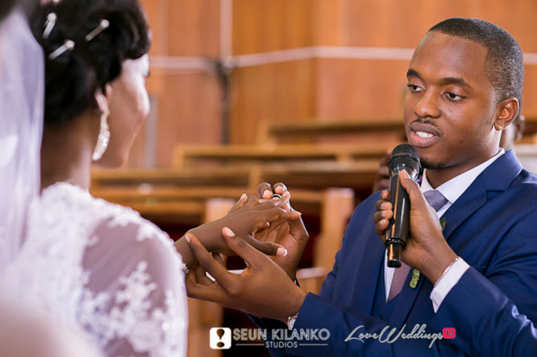 Nigerian White Wedding - Ukot and Dumebi Seun Kilanko Studios LoveweddingsNG 10