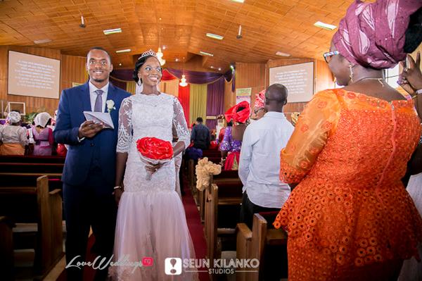 Nigerian White Wedding - Ukot and Dumebi Seun Kilanko Studios LoveweddingsNG 14