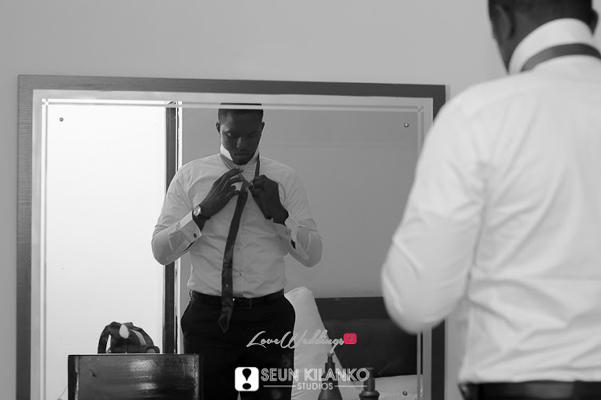 Nigerian White Wedding - Ukot and Dumebi Seun Kilanko Studios LoveweddingsNG 2