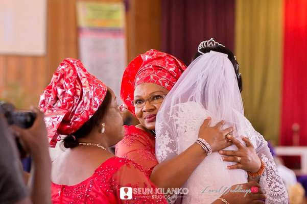 Nigerian White Wedding - Ukot and Dumebi Seun Kilanko Studios LoveweddingsNG 3