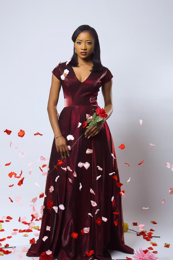 Nouva Couture Lady Valentina SS 16 LoveweddingsNG 1
