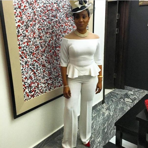 #OBI2016 Wedding Guests - Ifeoma Williams
