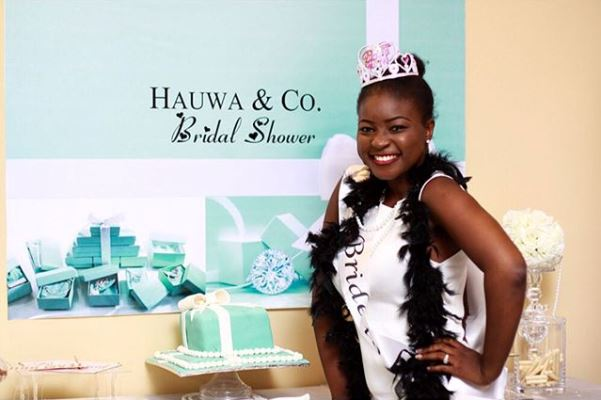 tiffany co themed bridal shower partito by ronnie loveweddingsng 1