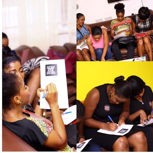 X Factor Themed Bridal Shower - Partito by Ronnie LoveweddingsNG 2