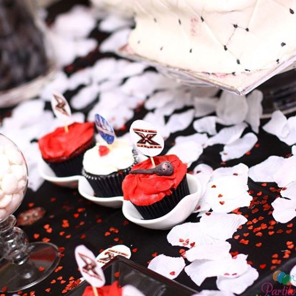 0dc5118fca96 X Factor Themed Bridal Shower - Partito by Ronnie LoveweddingsNG 4
