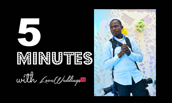 5 Minutes With … Wale | Olori Olawale Photography