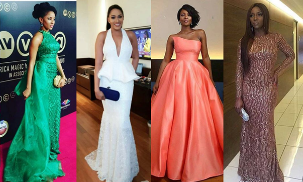 #AMVCA2016: Red Carpet to Aisle Inspiration