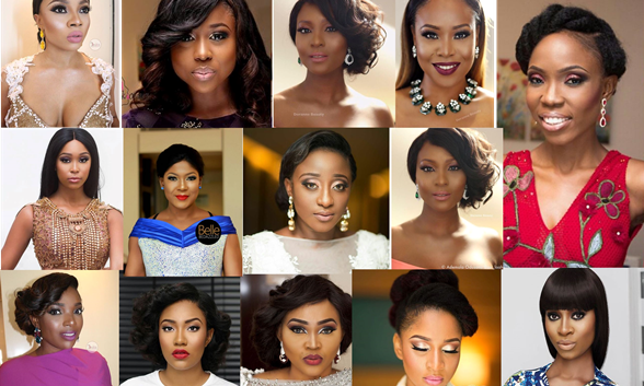#AMVCA2016: Forget The Gowns, Lets Talk Makeup & Hair
