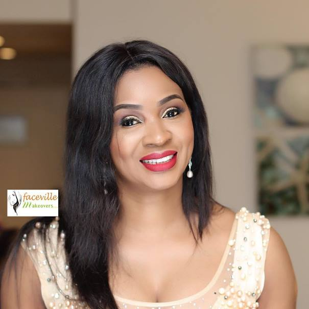AMVCA2016 - Chioma Udeh Faceville Makeovers LoveweddingsNG