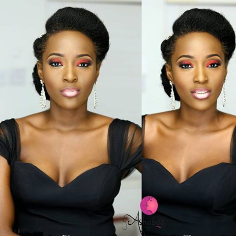AMVCA2016 - Jennifer Ukoh Makeup by Ashabee LoveweddingsNG