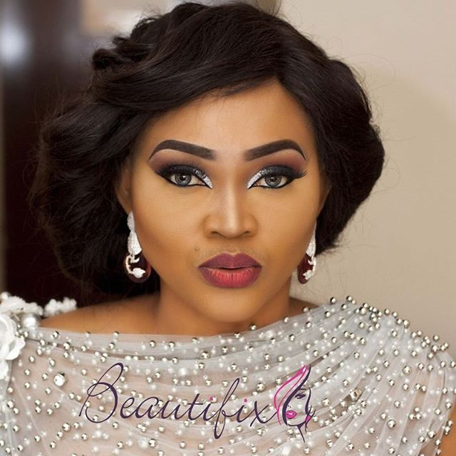AMVCA2016 - Mercy Aigbe Gentry Beautifixx LoveweddingsNG 1