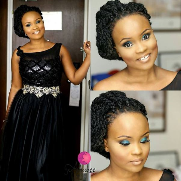 AMVCA2016 - Mrs Blossom Chukwujekwu Makeup by Ashabee LoveweddingsNG