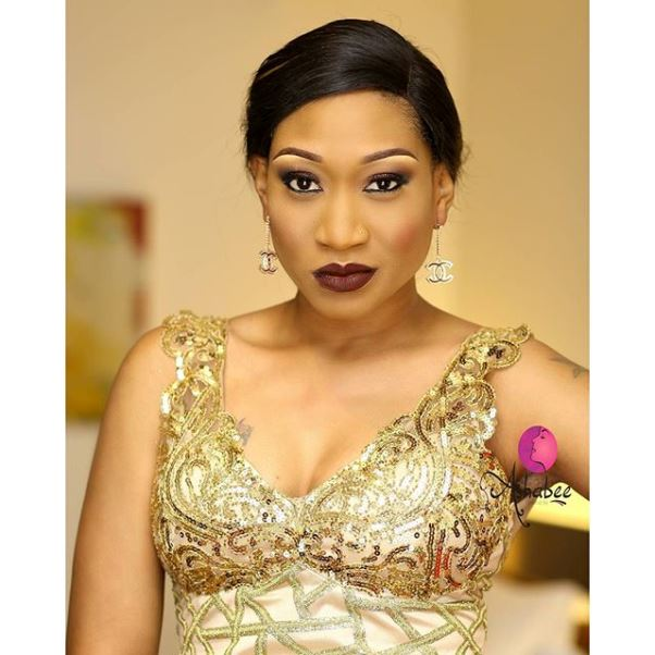 AMVCA2016 - Oge Okoye Makeup by Ashabee LoveweddingsNG