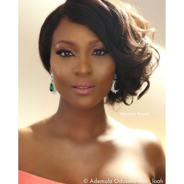 AMVCA2016 - Osas Ajibade Doranne Beauty LoveweddingsNG 1